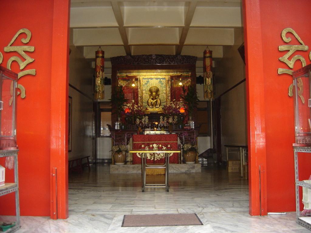 Gongga laoren (1903-1997), juillet 2012